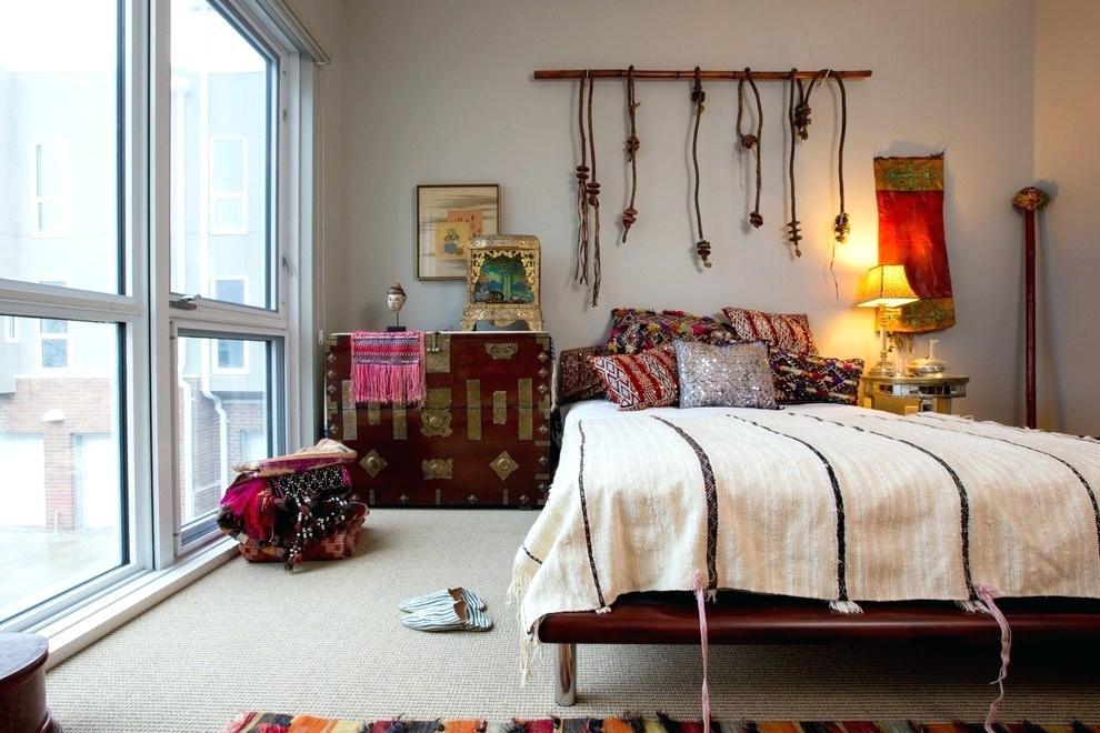Квартира в стиле бохо
