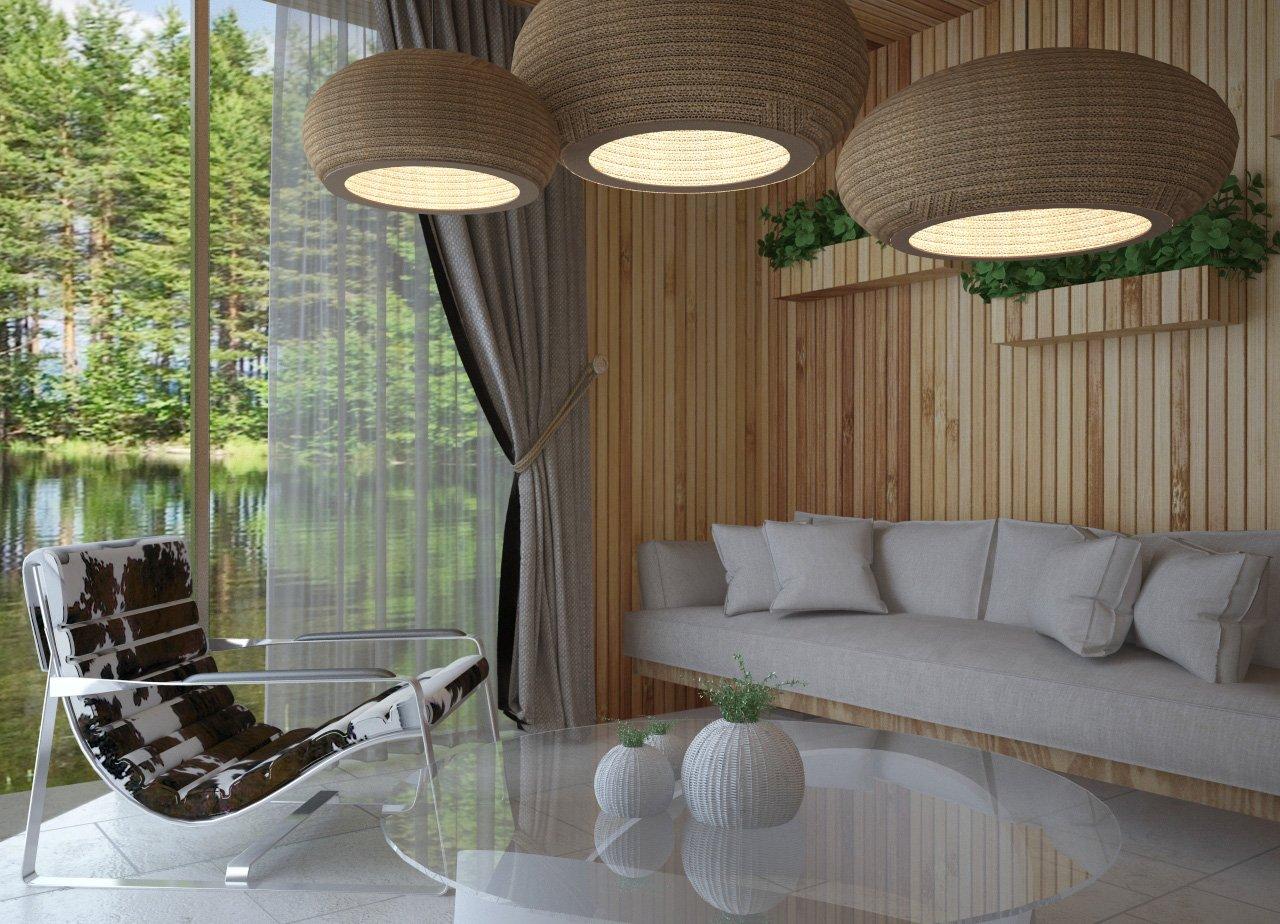 Квартира в эко-стиле